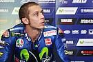 Rossi: Perna quebrada não me custou o título mundial