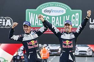WRC Noticias de última hora Oficial: Ogier se queda en M-Sport