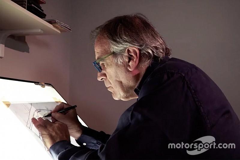 Giorgio Piola: Ilustrando la velocidad en el paddock de F1