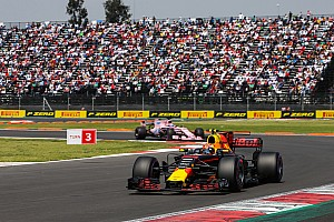 F1 Análisis Los autos afrontarán la carrera más dura del año en México