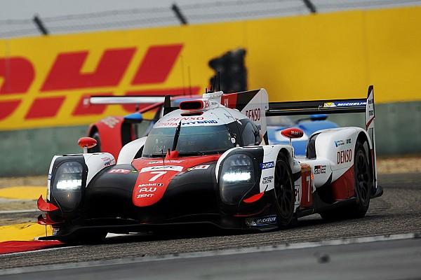 WEC Toyota apunta a terminar el año con más victorias que Porsche