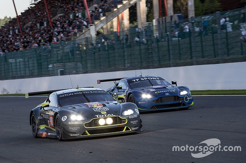 Hankey regrets not taking Lamy chance at Spa