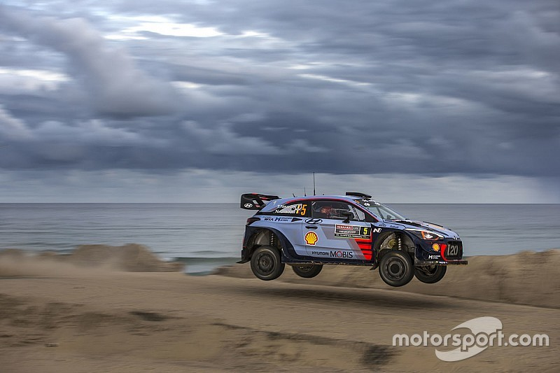 WRC Australien: Thierry Neuville gewinnt das Saisonfinale
