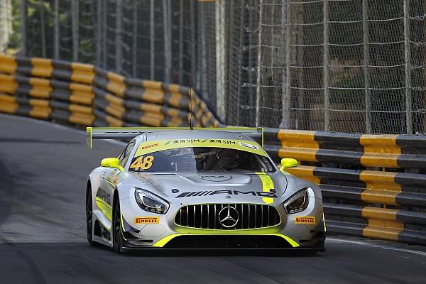 GT 比赛报告 澳门GT:大撞车中止比赛,莫塔拉赢下排位正赛
