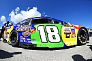 NASCAR Cup Kyle Busch pips Truex for fastest lap in opening Cup practice