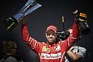 Vettel győzelmi