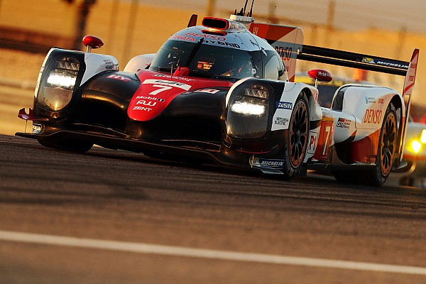 WEC Bahrain WEC: Toyota tops red-flagged opening practice