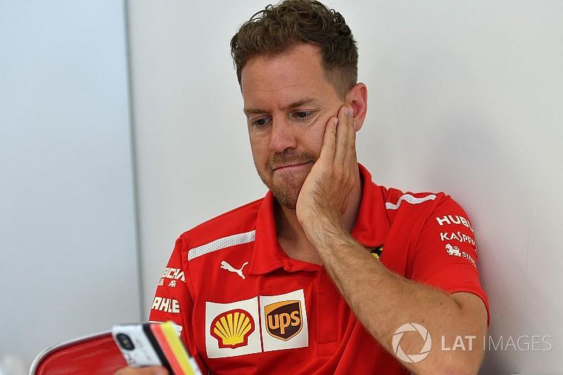 """Sebastian Vettel vor Baku: """"Mercedes ist nach wie vor Favorit"""""""
