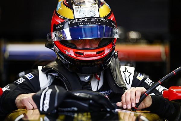 Vergne no se considera  favorito por el título de la Fórmula E