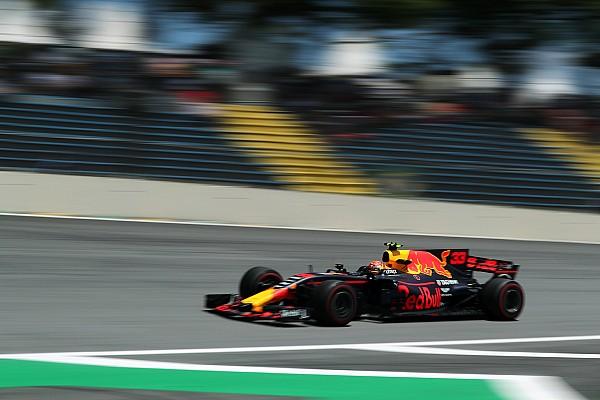 Verstappen: Düzlüklerde yarım saniye kaybetmek