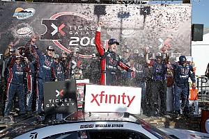 NASCAR XFINITY Race report William Byron finds Phoenix redemption with Xfinity win