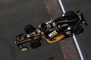 IndyCar Résumé d'essais libres EL8 - Sage Karam le plus rapide, Wickens dans le mur