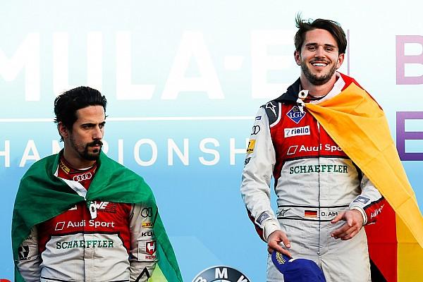Fórmula E Últimas notícias Audi mantém Di Grassi e Abt para próxima temporada da F-E