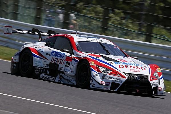 Super GT Buriram Super GT:  Kovalainen, Kobayashi win three-way thriller
