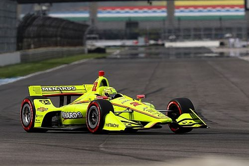 "Daly, Pagenaud: IndyCar, NASCAR double-header at IMS is ""awesome"""
