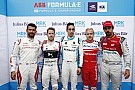 La parrilla de salida del ePrix de Marrakech