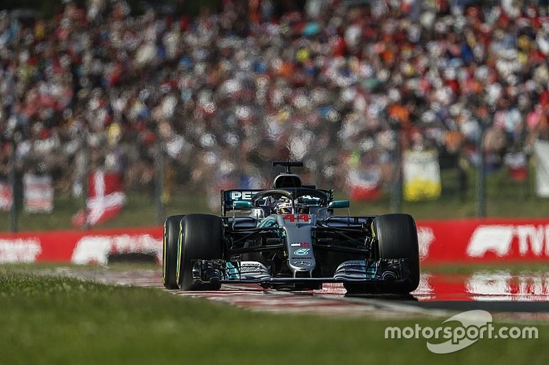 Hamilton: Mercedes muss im Qualifying besser werden