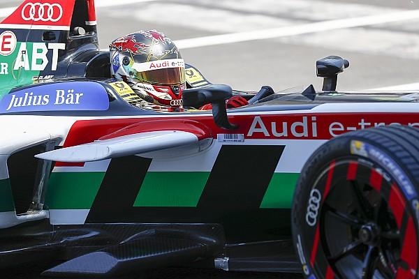 Mexico City ePrix: Abt kazandı, Rosenqvist kaldı