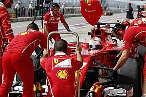 维特尔将以新底盘参加美国大奖赛