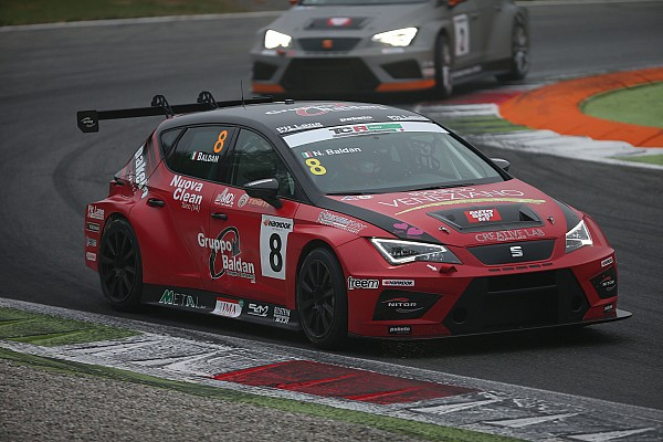 TCR Italia Gara Nicola Baldan si impone in una Gara 2 ad eliminazione