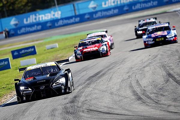 DTM Super-GT-Autos in Hockenheim: Showrun mit Signalwirkung