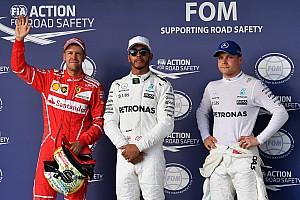 2017 Amerika GP: Hamilton rekor dereceyle pole pozisyonunda, Vettel 2.!