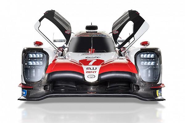 GALERÍA: así es el Toyota Racing TS050 Hybrid para el WEC