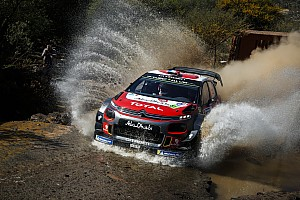 WRC News Sebastien Loeb: Erwartet schwieriger Start in Mexiko