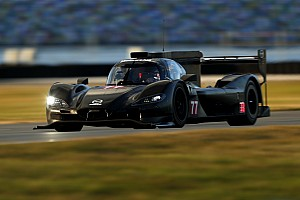 "IMSA Breaking news Jarvis: ""It's a dream"" to be racing in the USA"