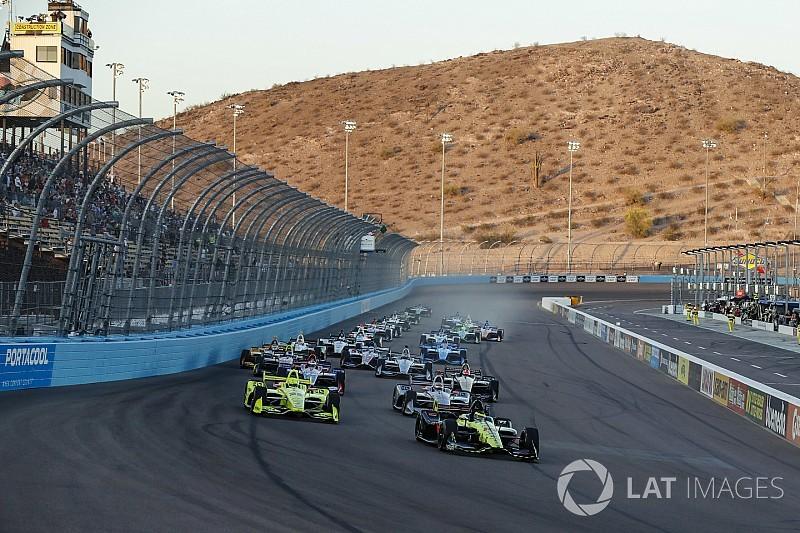 L'IndyCar ne retournera pas à Phoenix en 2019
