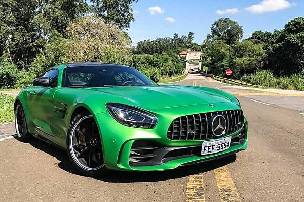 Automotivo Últimas notícias VÍDEO: Andamos no Mercedes AMG GT-R, o Safety Car da F1