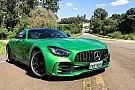 Automotivo VÍDEO: Andamos no Mercedes AMG GT-R, o Safety Car da F1