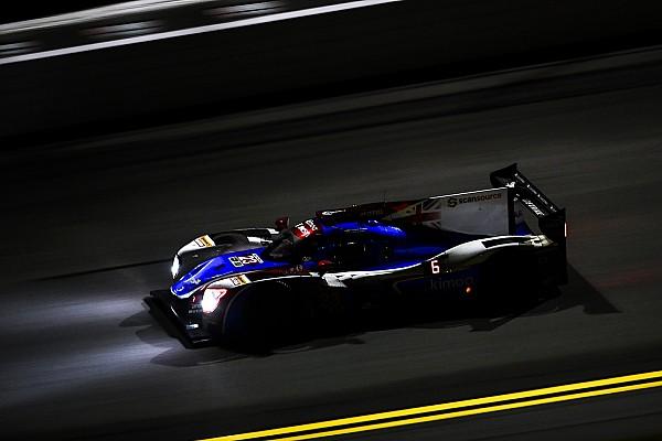 Fernando Alonso se asustó en Daytona