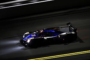 IMSA Noticias Fernando Alonso se asustó en Daytona