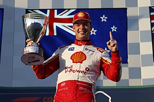 Supercars Race report Albert Park Supercars: McLaughlin wins historic AGP opener
