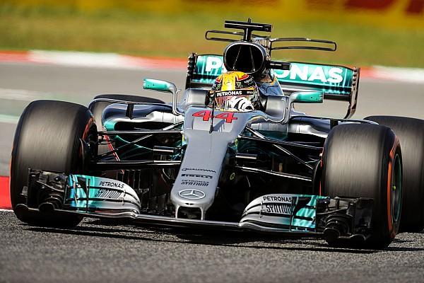 Fórmula 1 Últimas notícias Hamilton diz que carro da Mercedes é