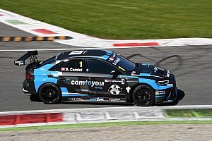 TCR Отчет о гонке Комини победил во второй гонке TCR в Монце