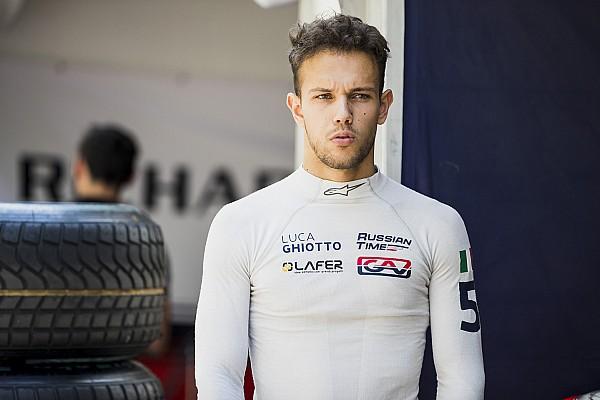 Formula 1 Son dakika F2 pilotu Ghiotto, Williams'la test şansı yakaladı