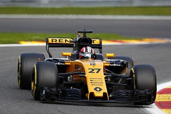 """F1 【F1】ヒュルケンベルグ、6位獲得も「ルノーに開発止める""""余裕""""ない」"""