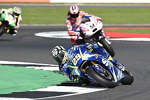 MotoGP News Suzuki-MotoGP-Pilot Andrea Iannone: Es fehlt an Effektivität und überall