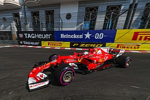 Monaco GP: Vettel flies in FP2 as Mercedes struggles