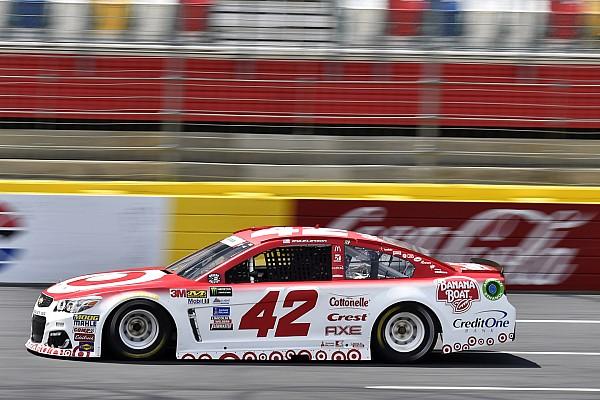 NASCAR Cup Reporte de prácticas Suárez noveno y Kyle Larson primero en la Happy Hour para Charlotte
