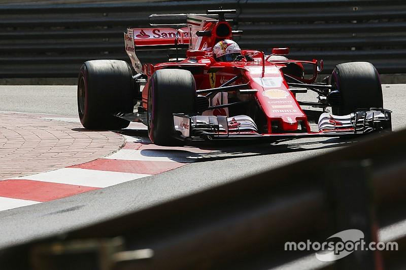 Гран Прі Монако: Феттель виграв фінальне пристрілювання