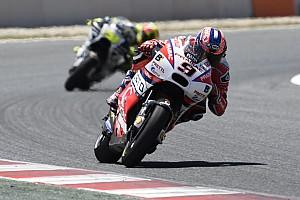 MotoGP Reporte de pruebas Petrucci domina en el arranque de Assen