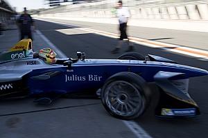 Formula E Breaking news VIDEO: Cuplikan lengkap aksi Rio Haryanto di tes Formula E Valencia