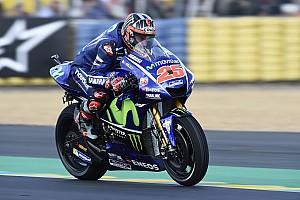 MotoGP Antrenman raporu Le Mans MotoGP 4. antrenman: Vinales lider