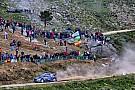 WRC Tanak es el líder luego del caos en el Rally de Portugal