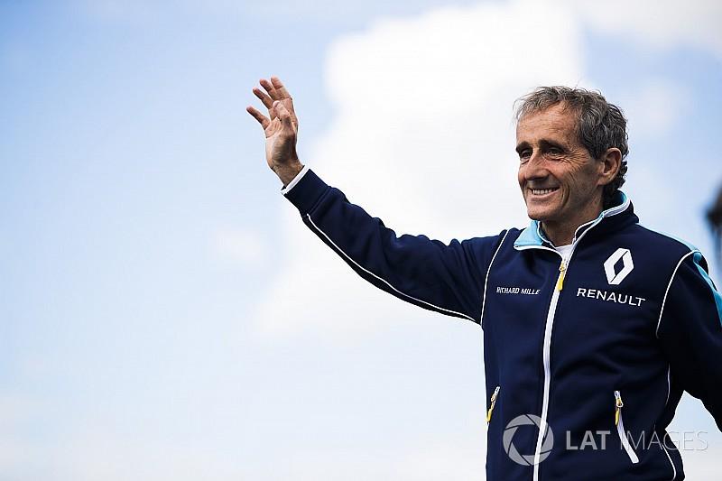 Прост покинет команду Renault в Формуле Е и сосредоточится на Ф1