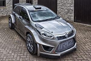 WRC 速報ニュース 【WRC】プロトン、Iriz R5で2018年のWRC復帰を目指す