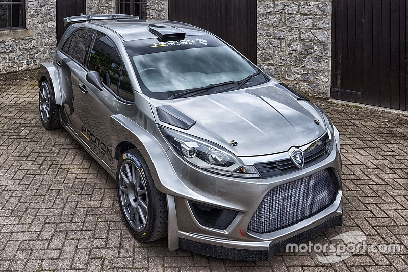 Proton set for WRC return in 2018